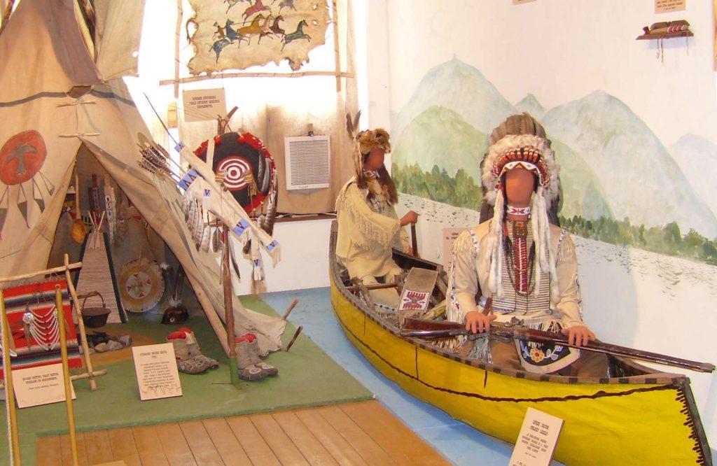 Baktay Ervin indán-cowboy múzeum