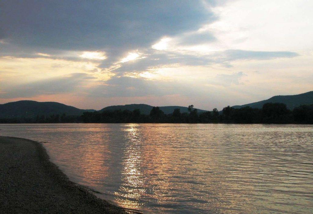 A Duna Kisoroszinál
