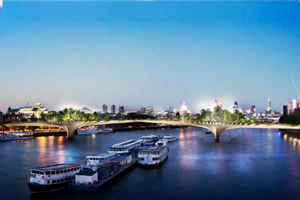 Garden Bridge - London