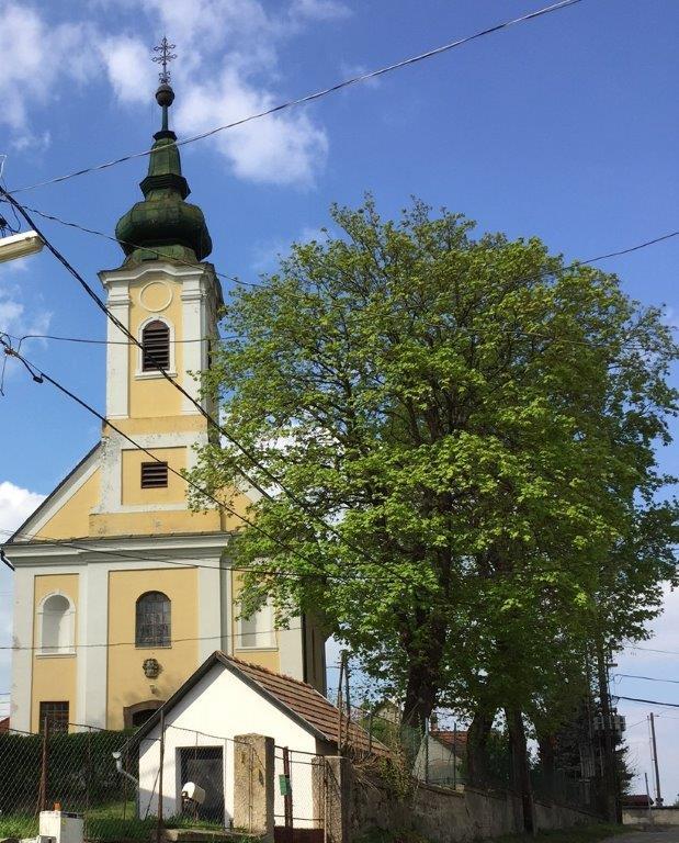 Kisoroszi - Római Katolikus templom