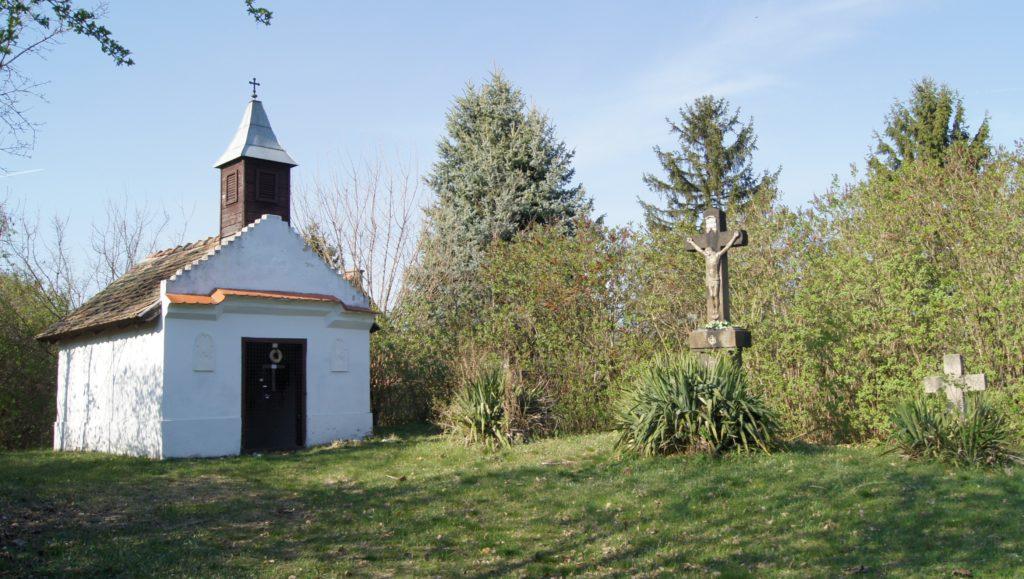 Kisoroszi Kálvária-domb