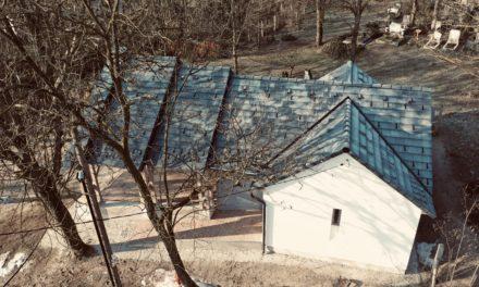 Ravatalozó épült Kisorosziban