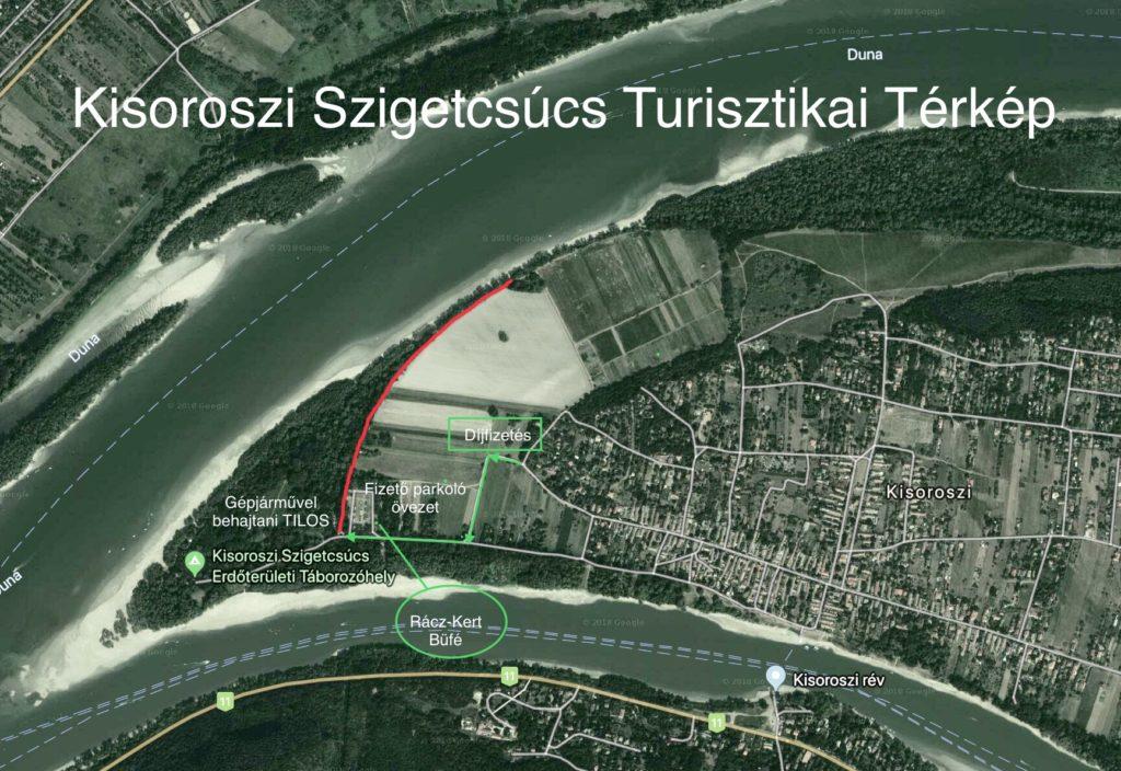 kisoroszi_szigetcsucs_turisztikai terkep