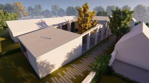 Újváry ház terv