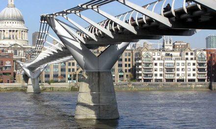 Imbolygó híd a Temze felett