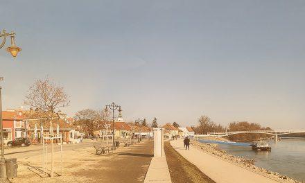 Révész Máriusz: Mi lesz a gyalogos-kerékpáros híddal Szentendrén?