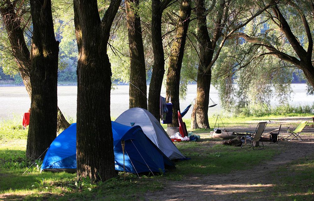 Gyere velünk Magyarország legszebb kempingjébe!